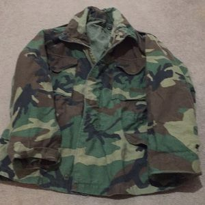 Jackets & Blazers - Army coat